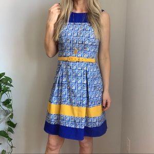 ModCloth  Eva Franco dress sz 4